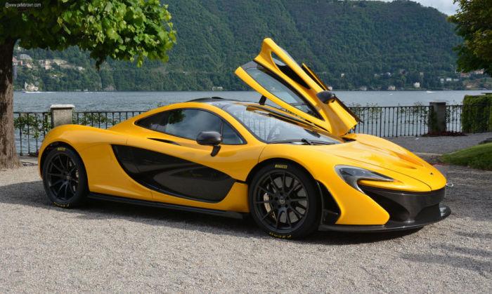 Достойная замена именитого предшественника - McLaren F1.