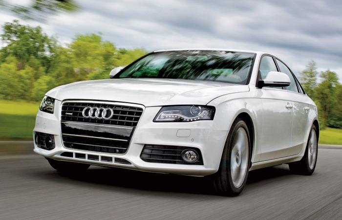 Audi A4 3.2 Quattro 2009 года выпуска. | Фото: caranddriver.com.