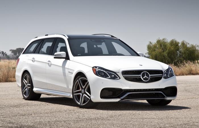 Mercedes-Benz от AMG, как оказалось, далеко не самый прожорливый автомобиль в списке. | Фото: motortrend.com.