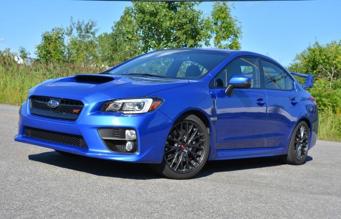 Subaru WRX – японский  спортивный автомобиль, который создал себе имя на мировых чемпионатах по ралли. | Фото: guideautoweb.com.