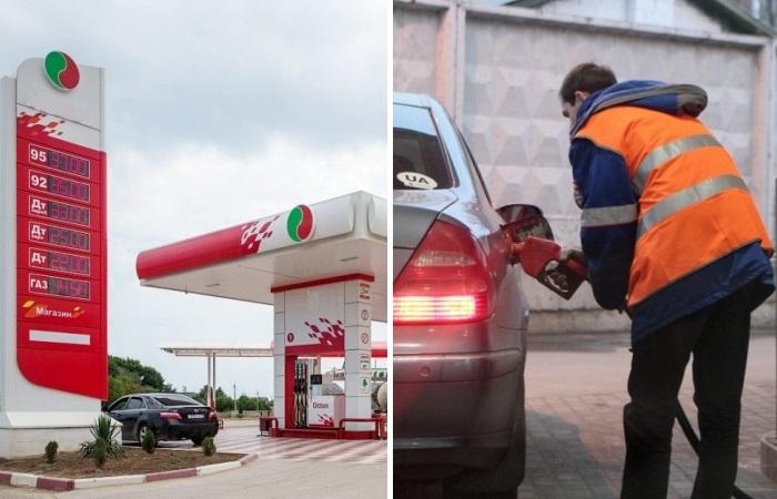 Бензин и так стоит немало, так еще и на заправках пытаются обмануть.