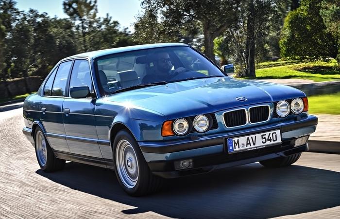 BMW 5-Series – мечта многих водителей. | Фото: bmwblog.com.