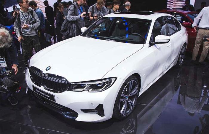 Внешний вид новой «тройки» BMW держался в секрете до последнего момента. | Фото: autocar.co.uk.
