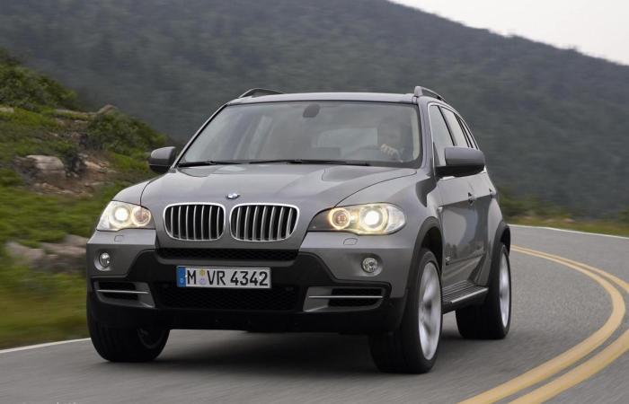 Кроссовер BMW X5 в кузове Е70 - тот случай, когда немце немного подвели.