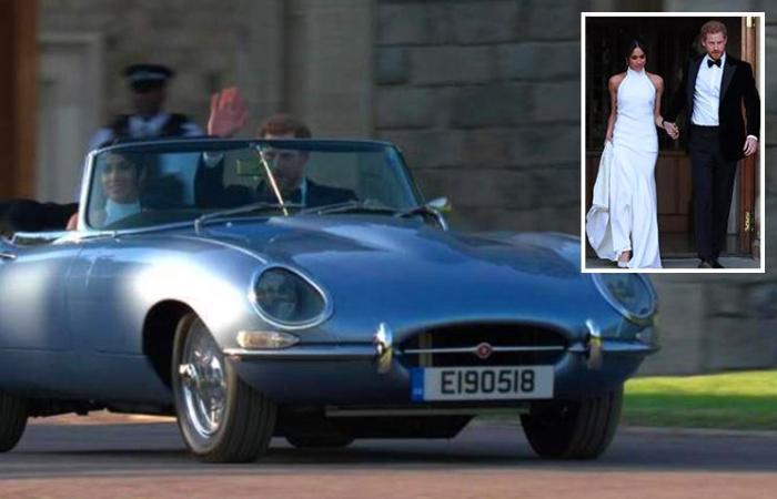 Подарок королевы Великобритании на свадьбу принца Гарри. | Фото: thesun.co.uk.