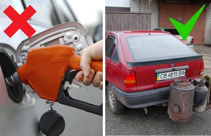 Автомобиль с газогенератором позволяет эффективно расходовать топливо.