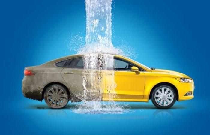 Сделать автомобиль чистым совсем не сложно. | Фото: shell.ca.