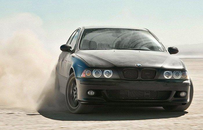 Любимец миллионов – BMW 5 Series E39. Фото: myhotposters.com.