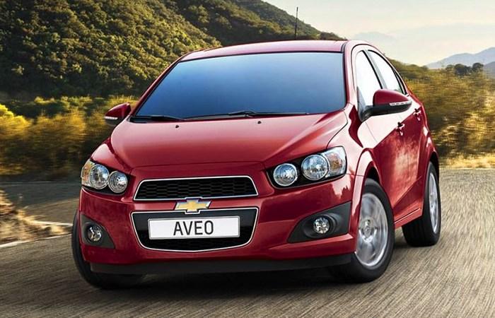 Chevrolet Aveo – одна из тех машин, владельцы которой совсем немного тратятся на бензин. | Фото: motorpage.ru.