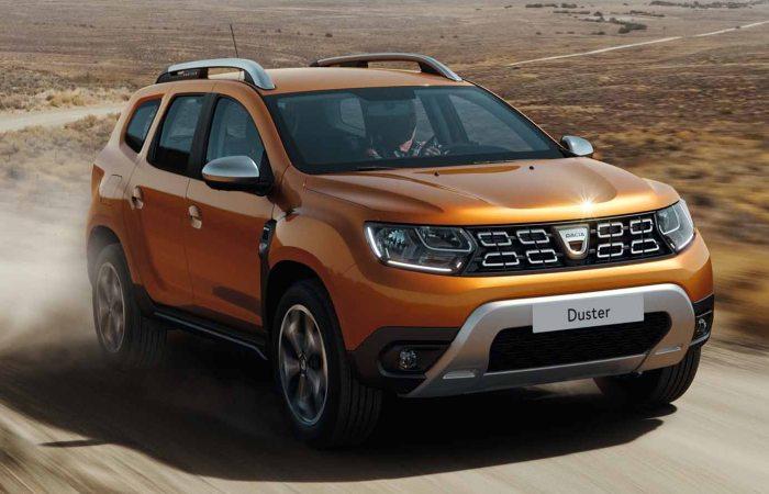 Новое поколение кроссовера Dacia Duster доступно уже этим летом. | Фото: autocar.co.uk.