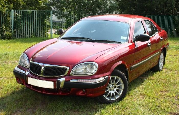 ГАЗ-3111 – российский седан бизнес-класса.