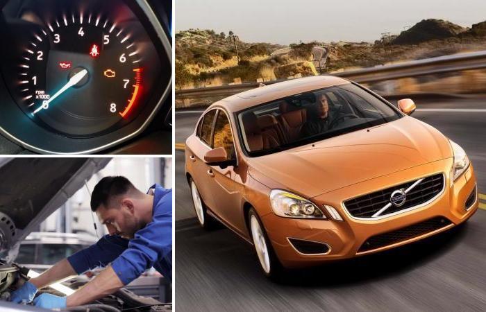 4 признака, которые подскажут автомобилисту, что с машиной что-то не так.