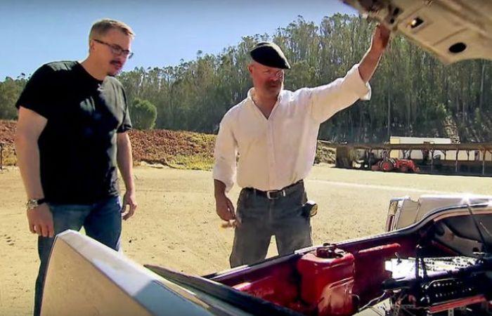 С некоторыми поверьями автомобилистов, похоже, смогут справиться только «Разрушители мифов». | Фото: fandomania.com.