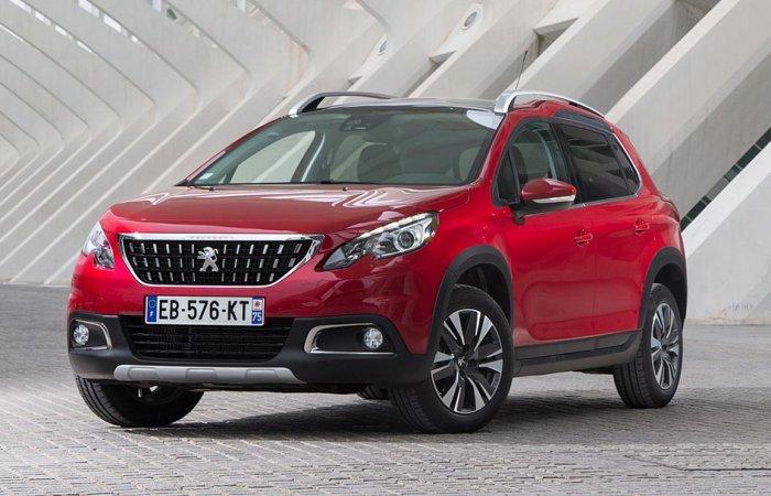 Некоторые автомобили, такие как Peugeot 2008, изначально были обречены на провал. Фото: autoiwc.ru.