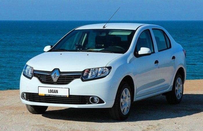 Популярная в России модель стала одним из самых ненадежных автомобилей в Европе.  Фото: renault-logan.infocar.ua.