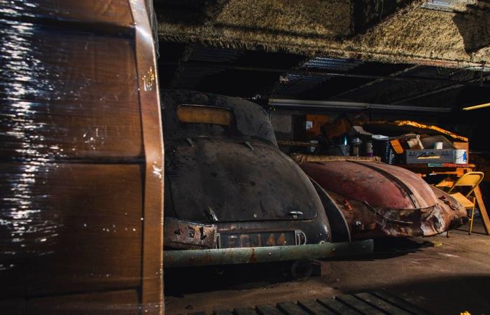 Три старинных автомобиля, которые за прошедшие 40 лет стали еще ценнее. | Фото: lbilimited.com.