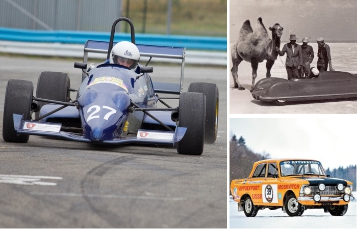 Мало кто знает, что в СССР создавали крутые спортивные машины.