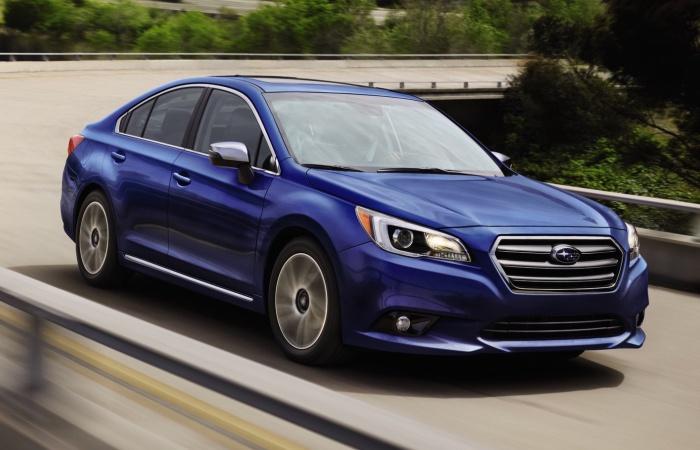 Subaru Legacy 2007 года – один из десяти автомобилей, которые легко пройдут 300 тысяч километров.
