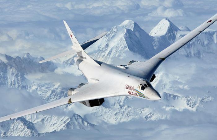 Ту-160 «Белый лебедь» - один из самых красивых и эффективных боевых самолетов России. | Фото: vojnapovijest.vecernji.hr.