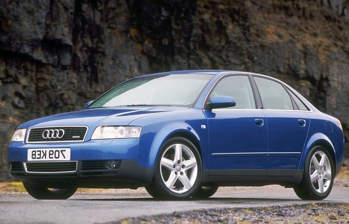 Audi A4 начала 2000-х годов – популярная модель на рынке подержанных автомобилей. | Фото: avto.pro.