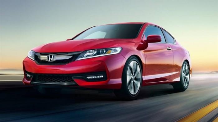 Honda Accord EX-L – спортивное купе на базе популярного среднеразмерного седана.
