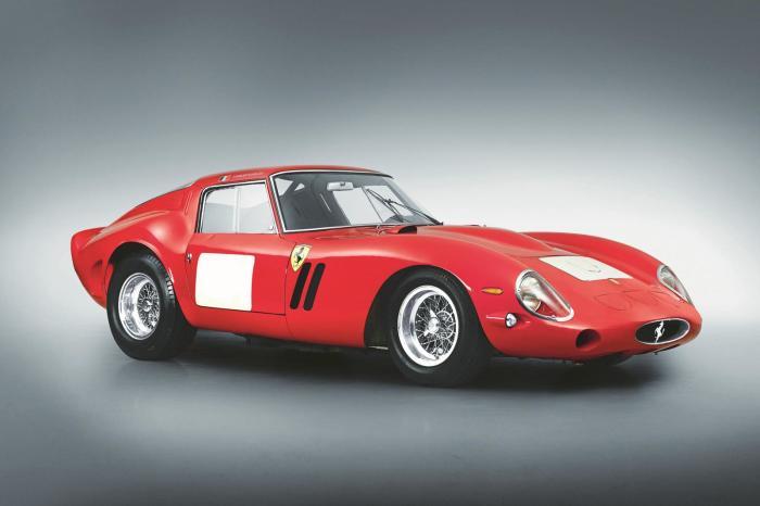 Ferrari 250 GTO, за рулем которой прославился Джо Шлессер. | Фото: autocar.co.uk.