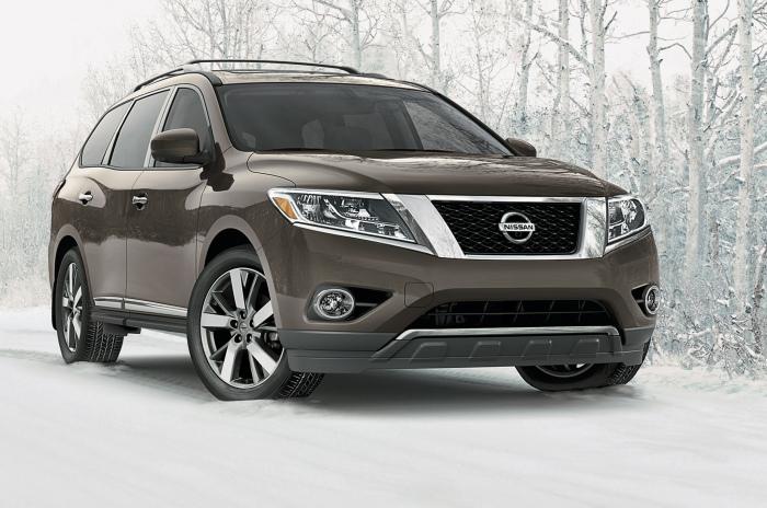 Кроссовер Nissan Pathfinder получил оценку за надежность: -126.