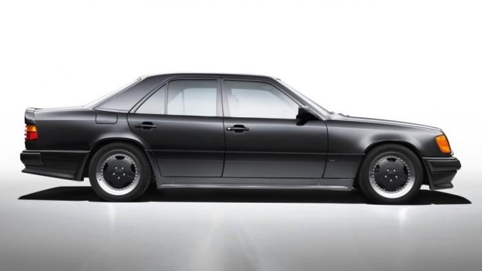 Mercedes-Benz E-Klasse «Hammer» с тюнингом от AMG.