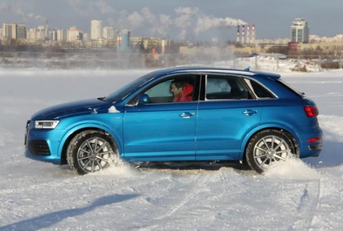 Немецкий компактный кроссовер Audi Q3 выпускается с 2011 года. | Фото: automps.ru.