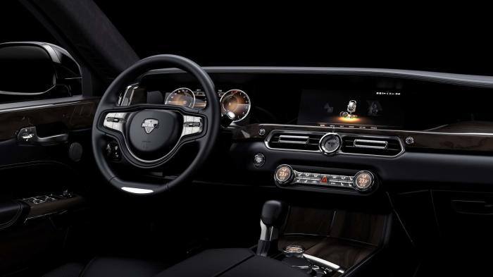 В ближайшие годы Aurus будет на равных соперничать с Mercedes-Benz Maybach, Rolls-Royce и Bentley. | Фото: drive.ru.