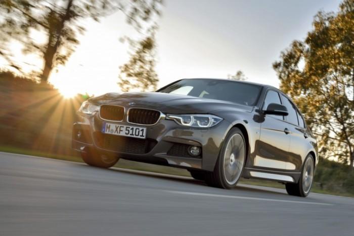 Популярный баварский седан BMW 3-й серии 2015 года выпуска. | Фото: cheatsheet.com.