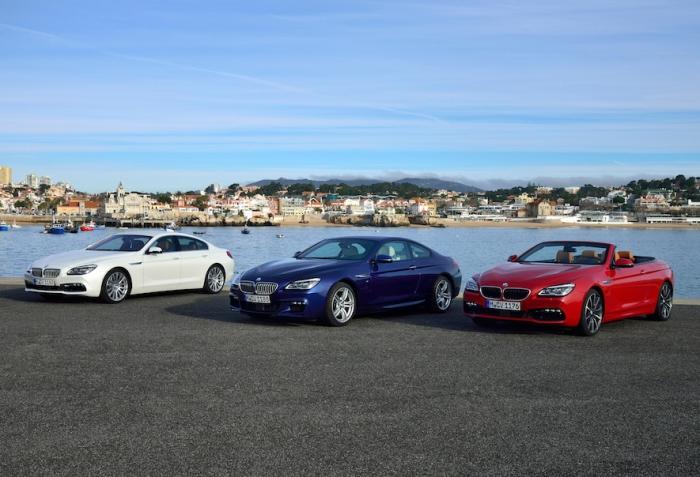 BMW 6 серии – крутые и недооцененные автомобили.