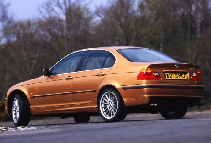 Если брать BMW в кузове E46, то только с бензиновым мотором. | Фото: autocar.co.uk.