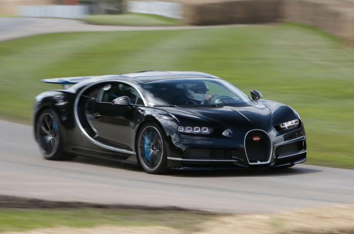 После успеха Veyron, эта машина не нуждается в представлении.