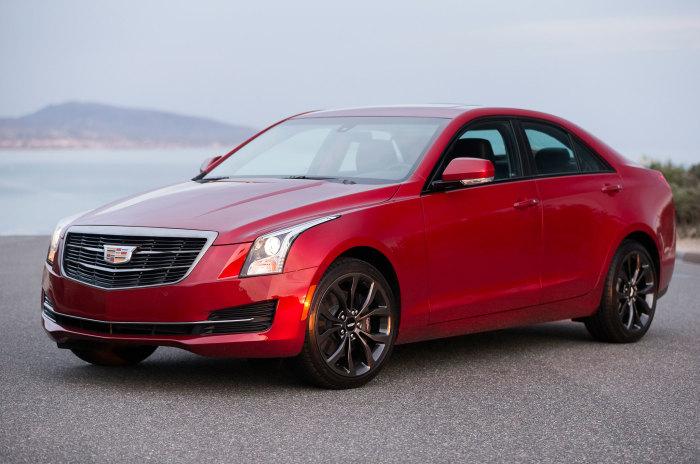 Cadillac ATS – серьезный конкурент небольшим люксовым европейским седанам.
