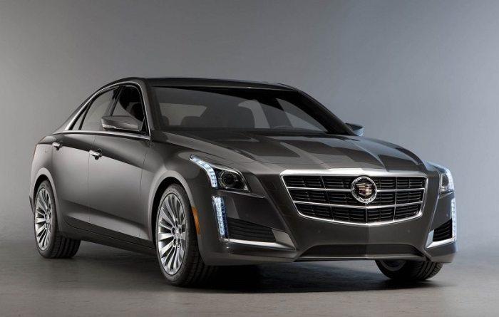 Американский седан бизнес-класса Cadillac CTS 2014 года. | Фото: cheatsheet.com.