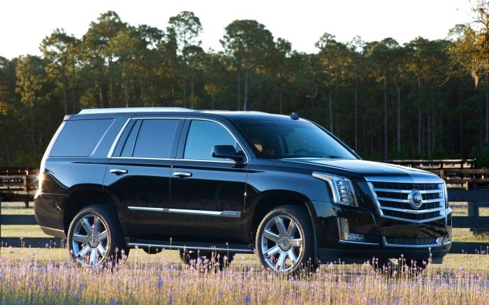 «Большой черный джип» Cadillac Escalade, который оказался не так уж и хорош.