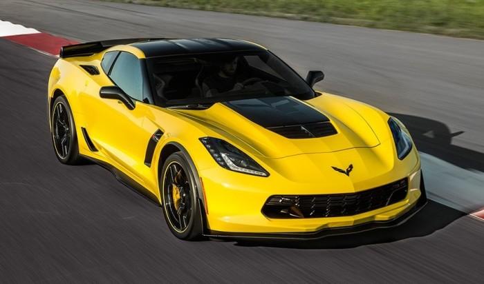 Специальная версия культового спортивного автомобиля Chevrolet Corvette Z06 C7.R. | Фото: autoludwig.at.