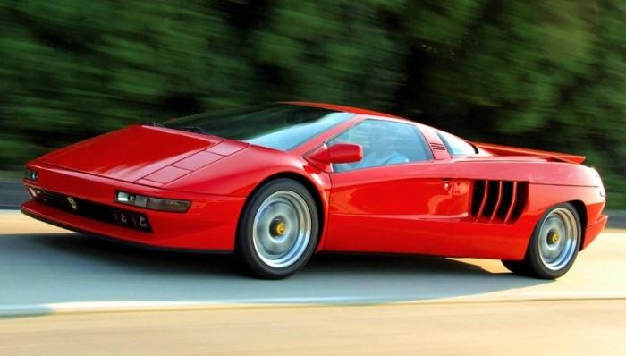 Cizeta V16T – почти как Lamborghini Diablo, только еще лучше.