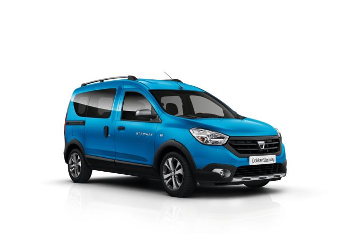 Dacia Dokker – лидер продаж в Болгарии. | Фото: dacia-dokker.infocar.ua.