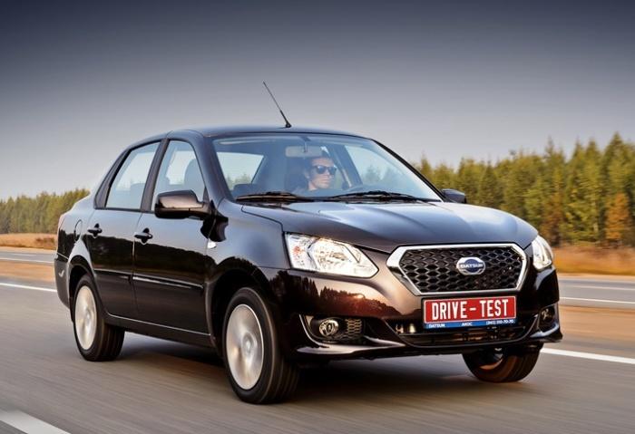Datsun on-DO – это LADA Granta с новым японским дизайном. | Фото: drive.ru.