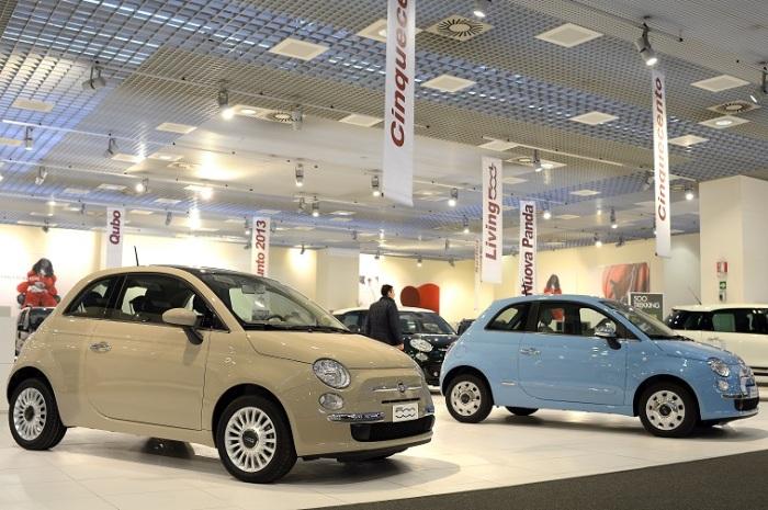 Ситикар Fiat 500 2013 год - катастрофа на дорогах.