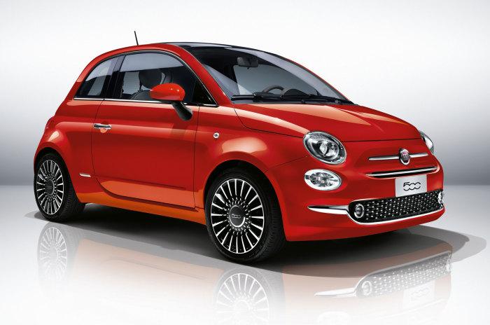 3-дверный хэтчбек Fiat 500 – один из самых красивых автомобилей наших дней.   Фото: motortrend.com.
