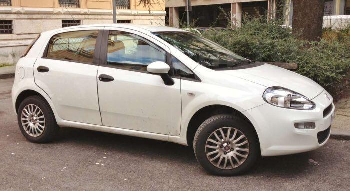 Fiat Punto - итальянская неудача.