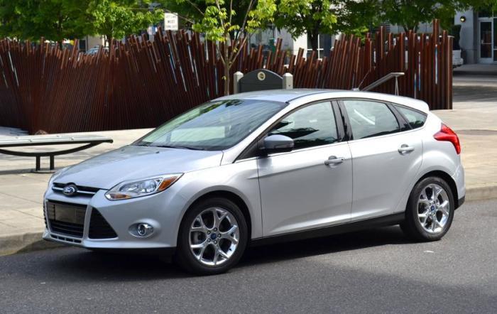 Ford Focus третьего поколения выпускается с 2011 по 2018 год. | Фото: digitaltrends.com.