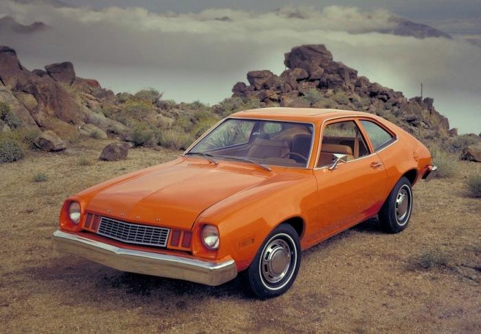 Ford Pinto – смертоносный компактный автомобиль.