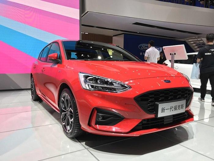 Ford Focus четвертого поколения начнут продавать уже этим летом. | Фото: en.wikipedia.org.