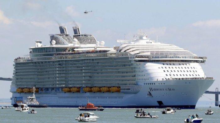 Harmony of the Seas – самое большое круизное судно в мире. | Фото: magbuzz.de.