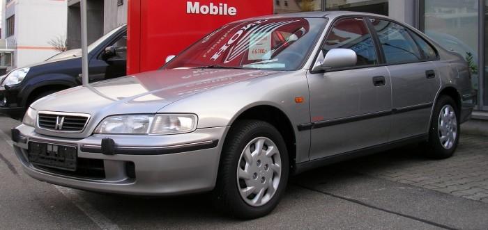 Японский седан Honda Accord пятого поколения (1993-1998 гг.). | Фото: commons.wikimedia.org.