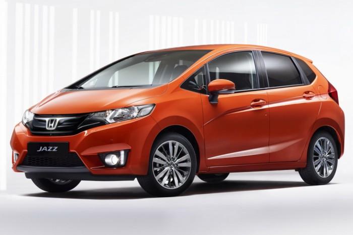 Honda Jazz третьего поколения.
